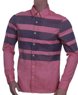 Mens Cotton Designer Shirt