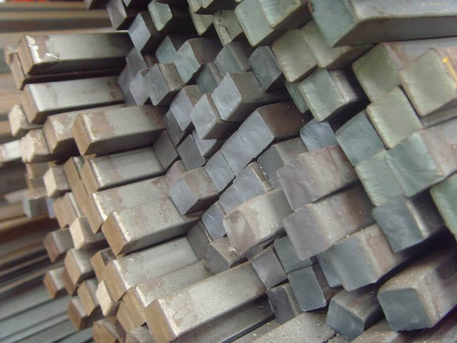 Hot Rolled Square Steel Billet or Mild Steel Square Bar