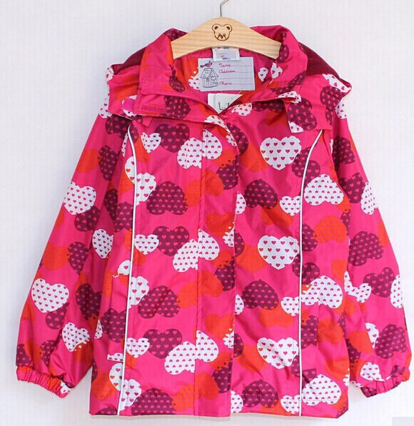Girls Outwear Jacket