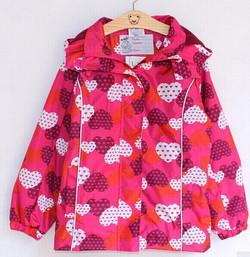 Girls Outwear Jacket
