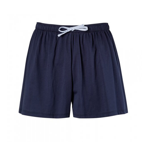 Womens Cotton Lounge Shorts