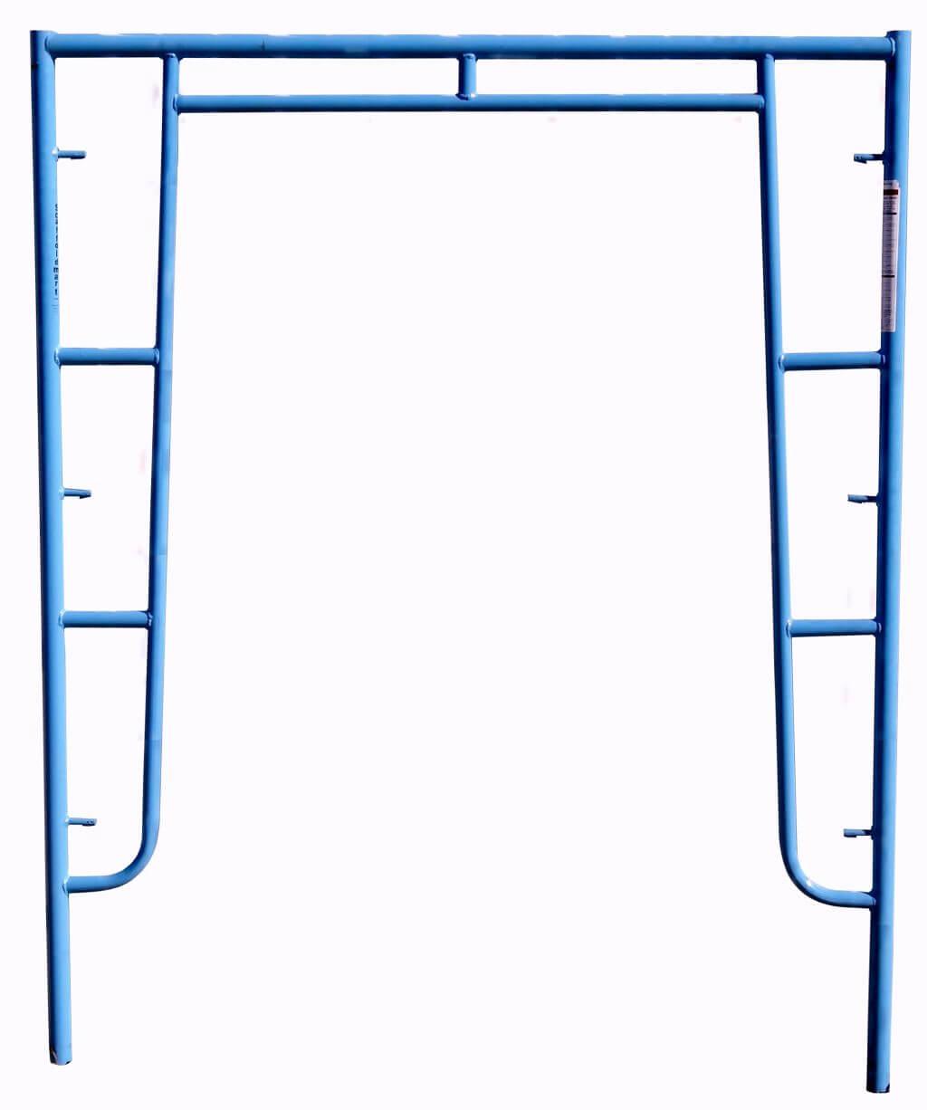 Walk Thru Style Scaffold Frame