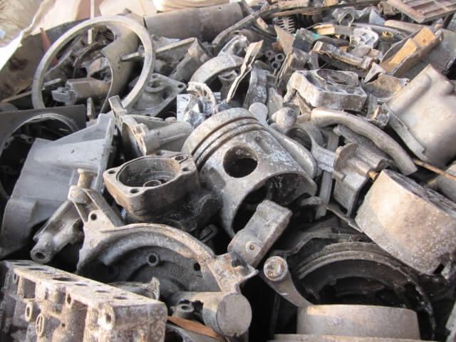 Aluminium Scrap - Tense