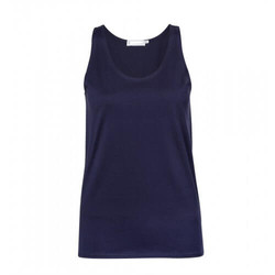 Womens Long-Staple Cotton Tank Top