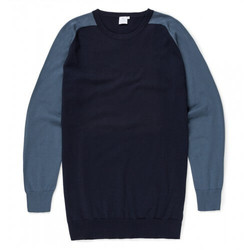 Mens Cotton and Cashmere Jumper