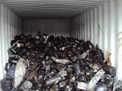 Fridge Compressors Scrap