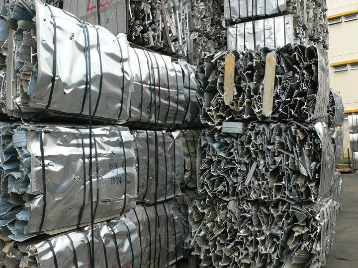 Aluminium Extrusion (6061) Scrap
