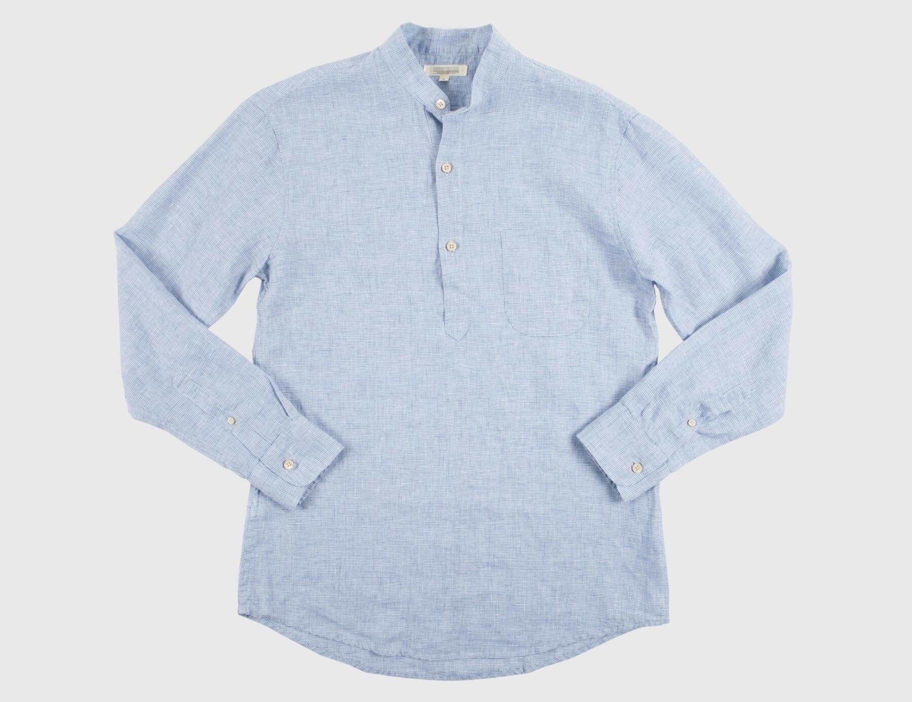 Mens Pop-Over Shirt