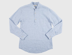 Mens Pop-Over Shirt
