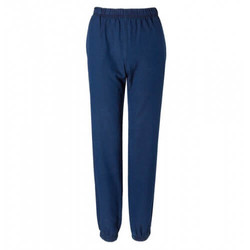 Womens Cotton Tapered Trouser