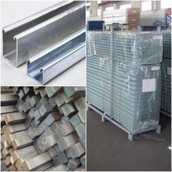 Aluminium or Steel Profile & Structures