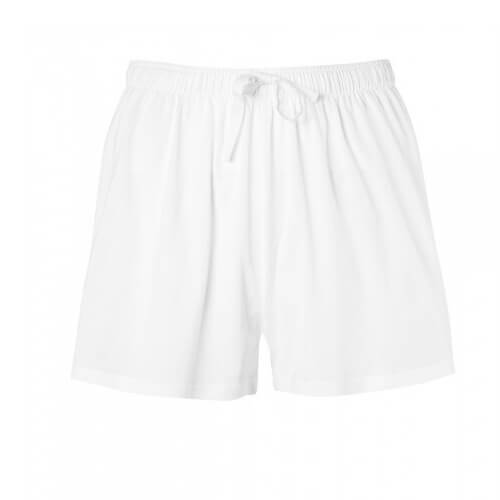 Womens Long-Staple Cotton Short