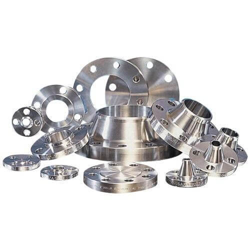 Industrial Stainless Steel Flange