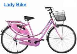 Lady Bicycle