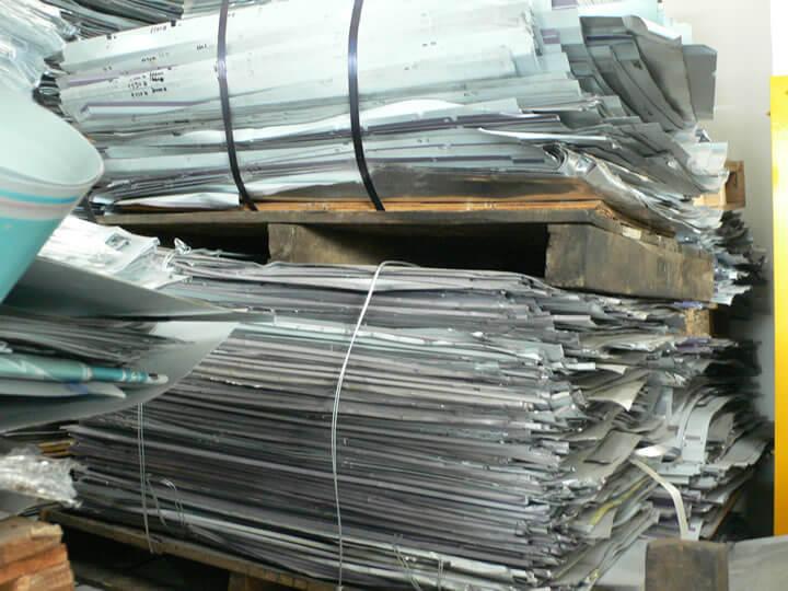 Aluminium Lithographic Sheets (1000 series)