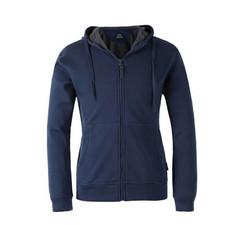 Womens Long Sleeve Cotton Hoody Sweatshirt