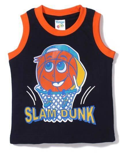 Kids Sleeveless T-Shirt