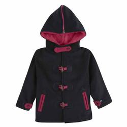 Girls Toggle Pea Coat