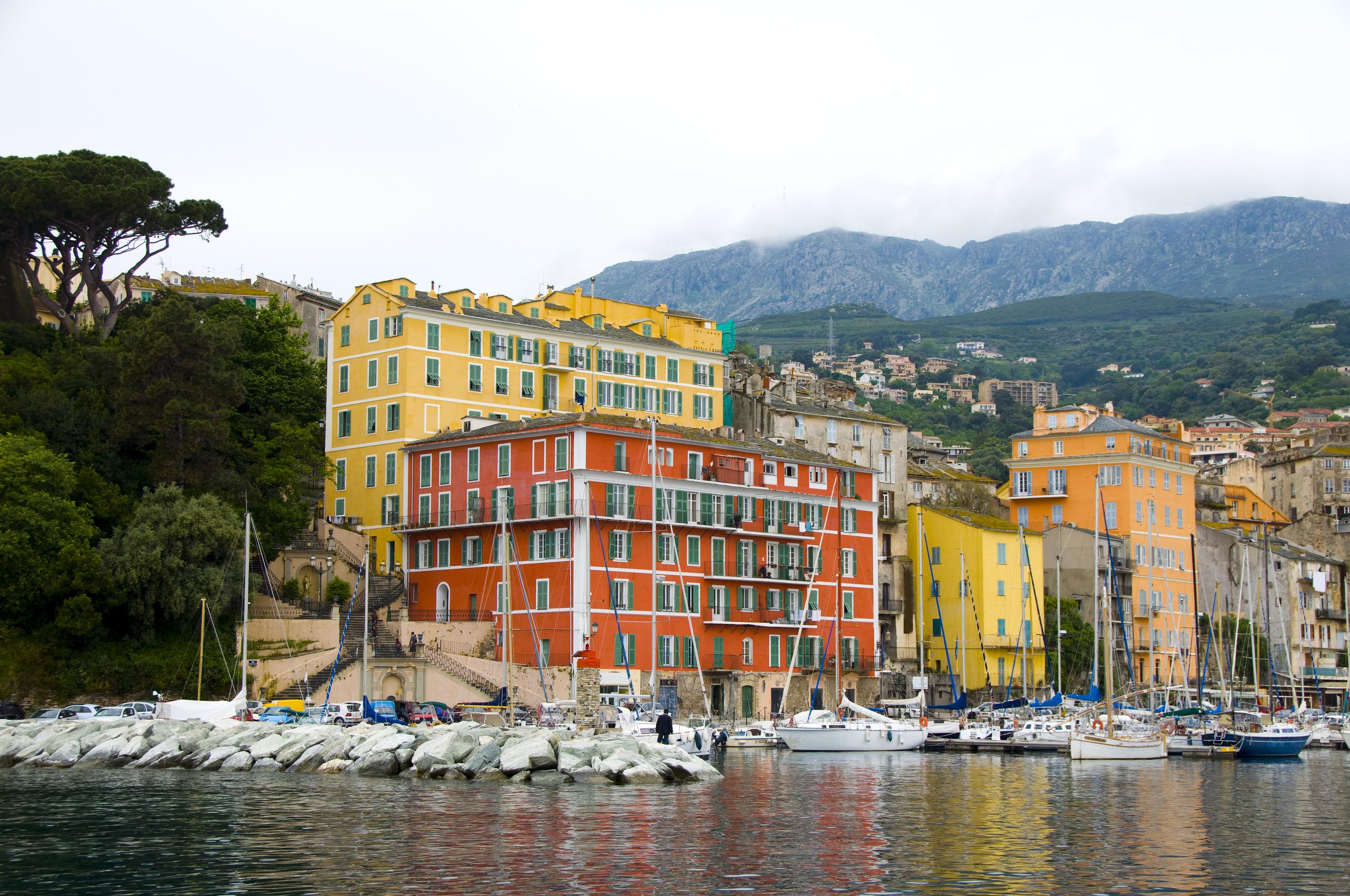 The Old Port Bastia