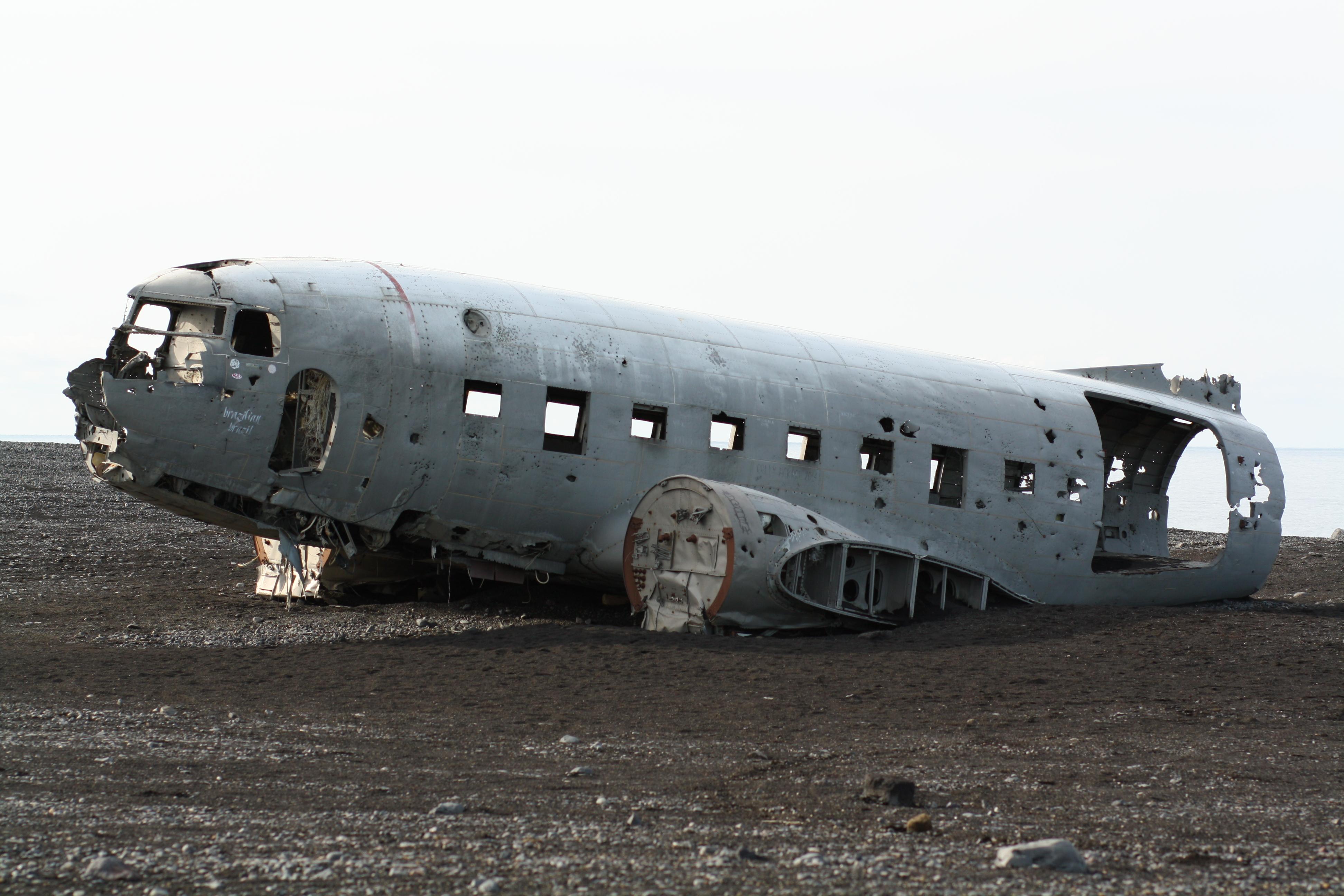 DC Plane Wreck