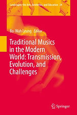 book cover of 2018 Traditional Musics in