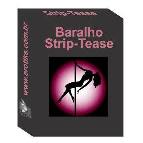 Mini Baralho Strip Tease