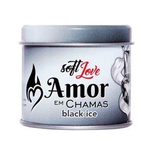 Vela Comestível Ice Soft Love 50gr