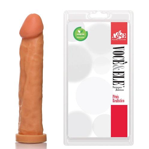 Pênis Gigante Natural 27,5x5,5 cm