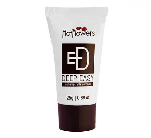 Gel Deep Easy Anestésico Anal Hot Flowers