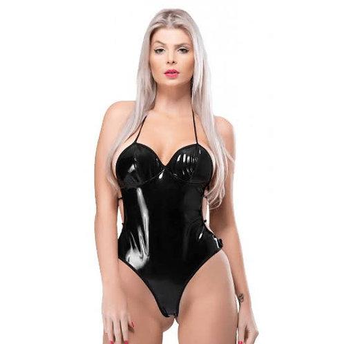 Body Sensual em Vinil Sexy Fantasy