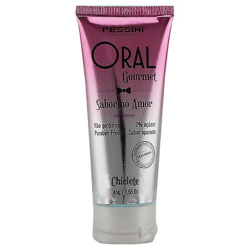 Gel de Massagem para Sexo Oral Chiclete