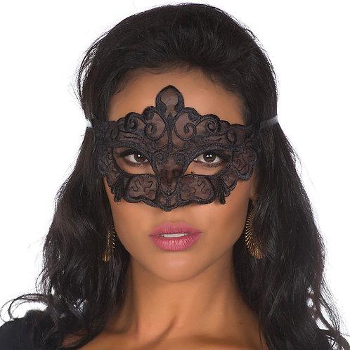 Máscara Sensual em Tecido