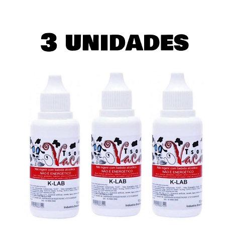 Tesão de Vaca Gostas Afrodisíacas - 3 Unidades