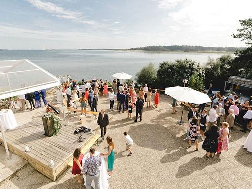 Salle Mariage bord de mer Morbihan