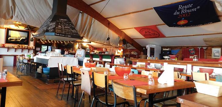 Restaurant fruits de mer la Trinité sur mer