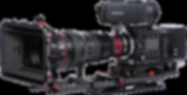 Realizzazione film e video 4K 35mm