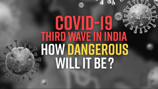 The daily impact of the corona in India is worrisome : The scientist who predicted the 3rd wave is w
