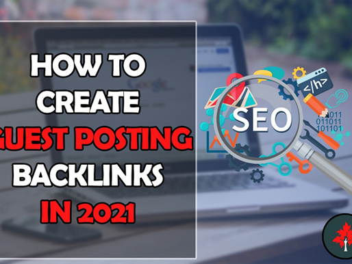 Backlinks from guest posts will help your website to rank better?