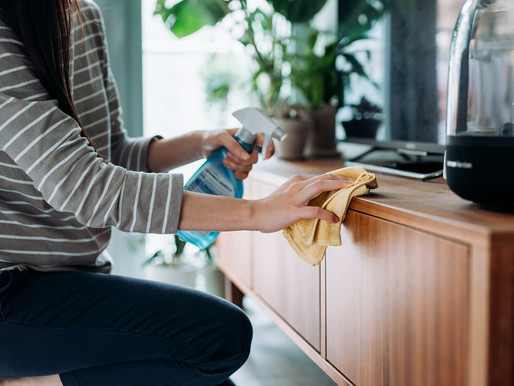 How to clean your home?