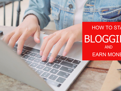 How to create a simple blog for free and earn money?
