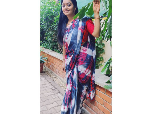 new photos of Gayathri serial actress tamil