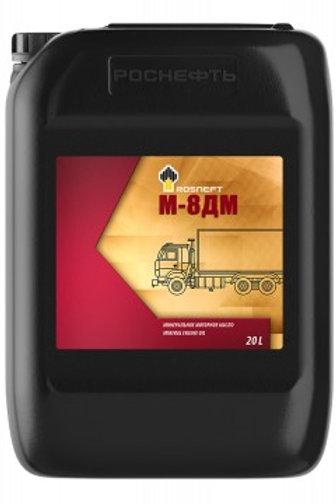 Масло моторное М-8ДМ минеральное 20л