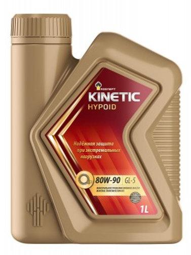 Трансмиссионное масло RN KINETIC HYPOID 80W-90 GL-5 минеральное 1л