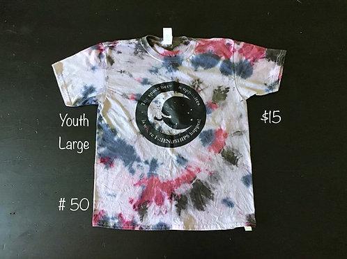 TieDye Graphic T-Shirt