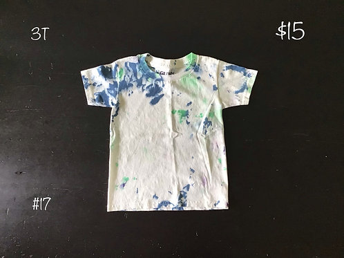 TieDye T-Shirt White