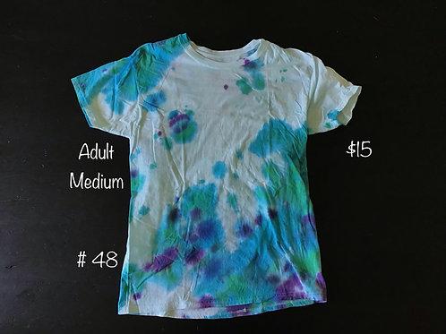 TieDye T-Shirt Multi-Color