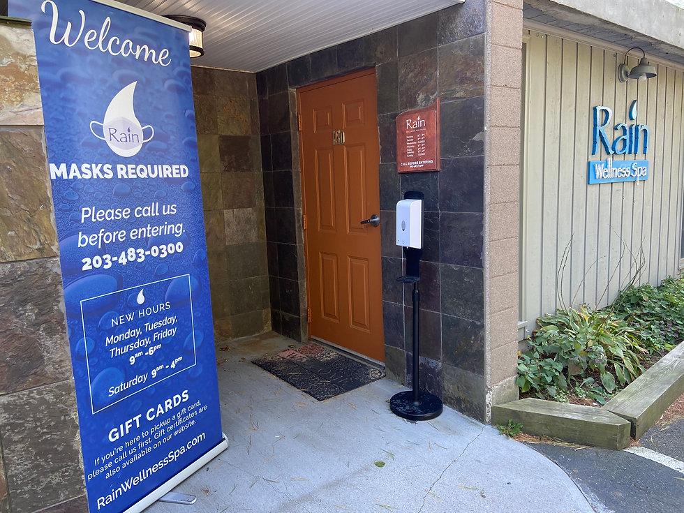 Rain Wellness Spa Branford, CT