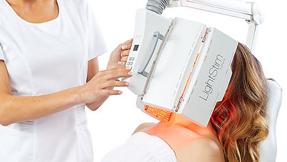 LightStim LED Light Therapy for Anti Aging at Rain Wellness Spa Branford