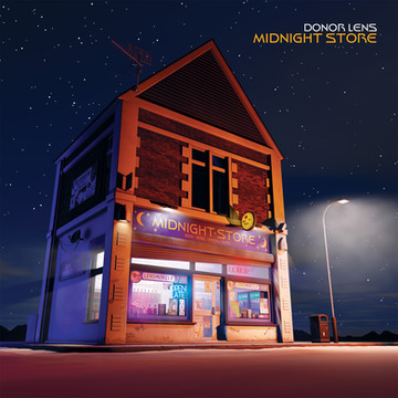 Donor Lens - Midnight Store