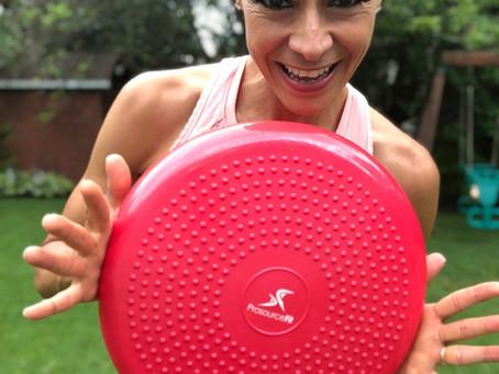 Fitness - Core Balance Disc Workout
